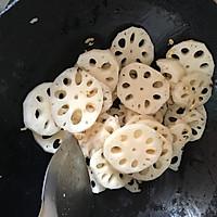 保定麻香糖醋藕#蔚爱旅行#的做法图解3