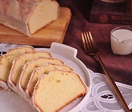 #快手又营养,我家的冬日必备菜品#柠檬砂蛋糕的做法