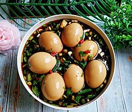 零失误减脂餐‼️韩式酱鸡蛋的做法
