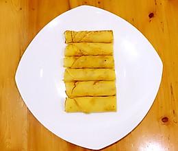 奶香芝麻鸡蛋早餐饼的做法