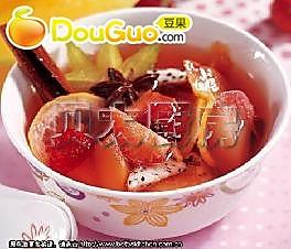 香味水果汤