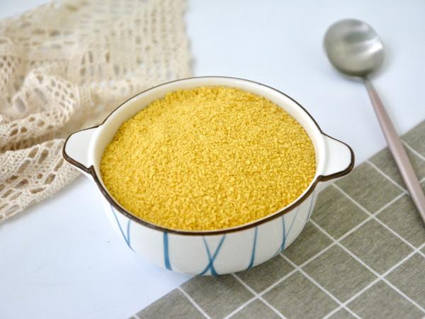 黄金面包糠的做法