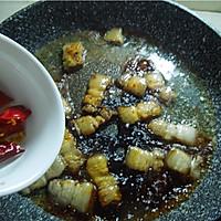 葱爆五花肉:百吃不厌家常菜的做法图解6
