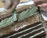 屋顶蛋糕的做法图解7