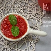 自制无添加番茄酱