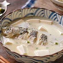 日食记 | 鲫鱼豆腐汤