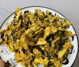 炸蘑菇(空气炸锅版)的做法