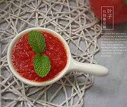 自制无添加番茄酱的做法