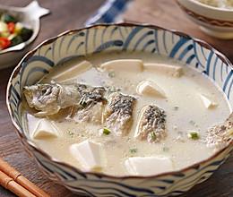 日食记 | 鲫鱼豆腐汤的做法