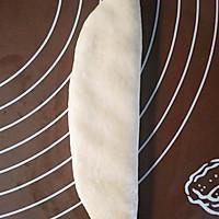 心形椰蓉面包#520,美食撩动TA的心!#的做法图解8