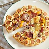 一食半刻 | 春日田园披萨的做法图解11