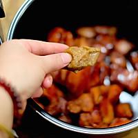 咸青梅红烧肉的做法图解4
