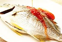 酸辣酱蒸黄翅鱼的做法