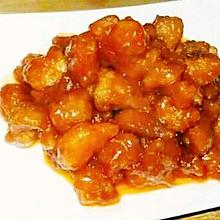 番茄酱肉丁