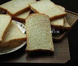 经典配方【港式吐司】百搭老味道的做法