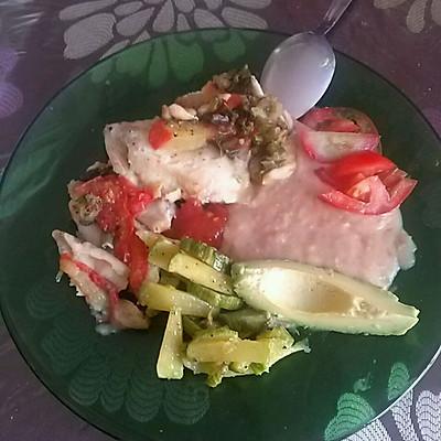 墨西哥烤鱼片的做法 步骤7