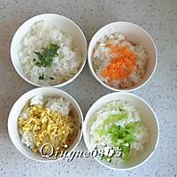 彩色米饭的做法图解4