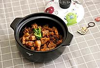 素鸡烧肉#金龙鱼外婆乡小榨菜籽油 最强家乡菜#的做法
