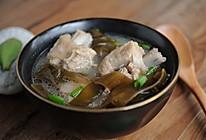 海带排骨汤#利仁火锅节#的做法