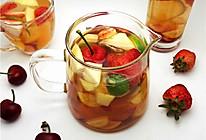 蜂蜜水果茶的做法
