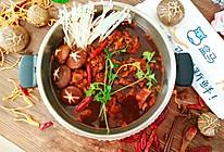 麻辣鲜香羊蝎子火锅的做法