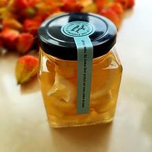 蜂蜜柠檬醋