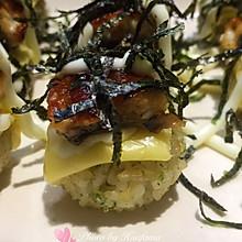 #营养小食光#鳗鱼小丸子(鳗鱼寿司)㊙️简单快手美味