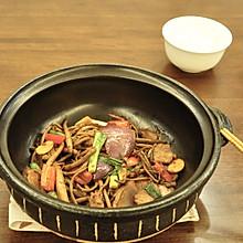干锅茶树菇-米饭杀手
