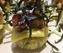 #营养小食光#鳗鱼小丸子(鳗鱼寿司)㊙️简单快手美味的做法