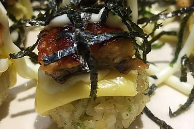 鰻魚小丸子(鰻魚壽司)秘?簡單快手美味