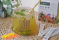 #爱乐甜夏日轻脂甜蜜#百香果金桔水果茶的做法