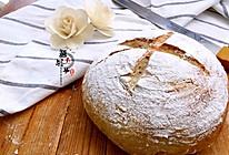 黑麦免揉面包的做法
