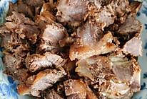 卤牛腱子肉酱牛肉的做法