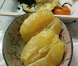 治咳的盐橙的做法