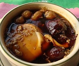 桂圆红枣鸡蛋汤的做法