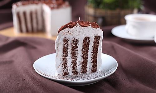 可可漩涡蛋糕的做法