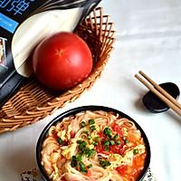 西红柿鸡汤面的做法图解10