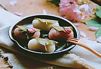 樱叶饼的做法