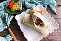 墨西哥牛肉卷饼的做法