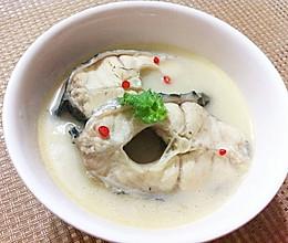 黑鱼汤的做法