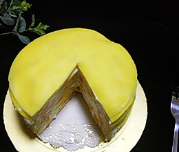 好吃的芒果千层蛋糕的做法