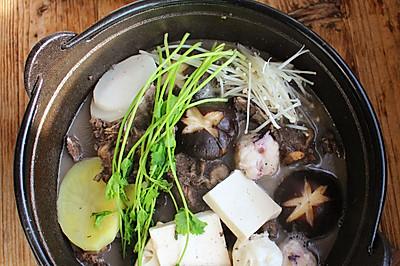 羊蝎子火锅(懒人火锅)
