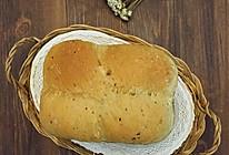 东菱热旋风面包机之黑糖红枣养生吐司的做法