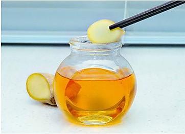 生姜蜂蜜水,喝走痘痘暗斑的做法