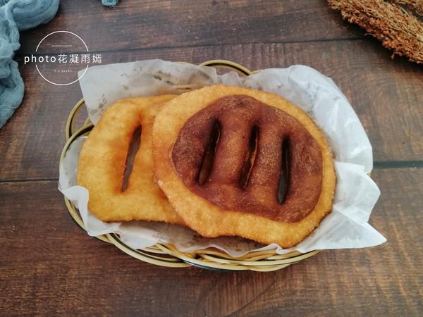 北方早餐标配-糖油饼的做法
