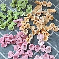手工彩色水饺饺子的做法图解14