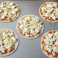 迷你披萨  #百吉福芝士力量#的做法图解16