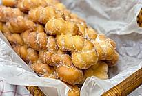 蜂蜜糖霜软麻花的做法