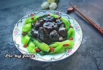 蚝油香菇爬青菜#除此之外,锦享美味#的做法