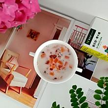 #爱乐甜夏日轻脂甜蜜#木瓜炖桃胶